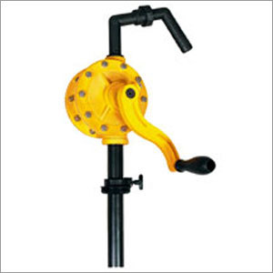 Motorized Barrel Pump
