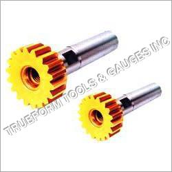 Shank Type Internal Gear Shaper Cutters
