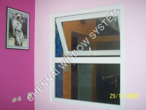 Tophung Fixed Upvc Window in chennai