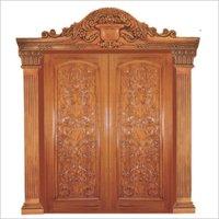 Decorative Wooden Doors