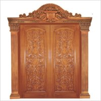Decorative Wooden Doors