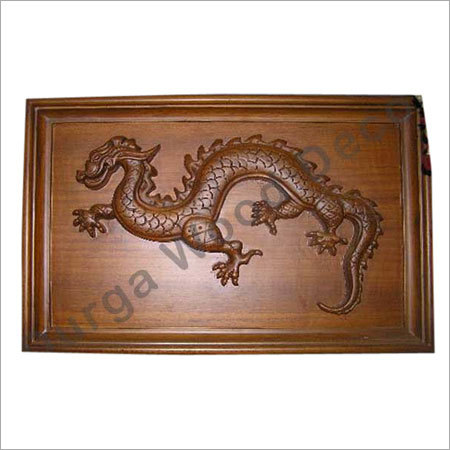 Carved Wooden Wall Hangings