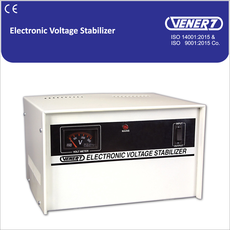 Electronic Voltage Stabilizer Flex