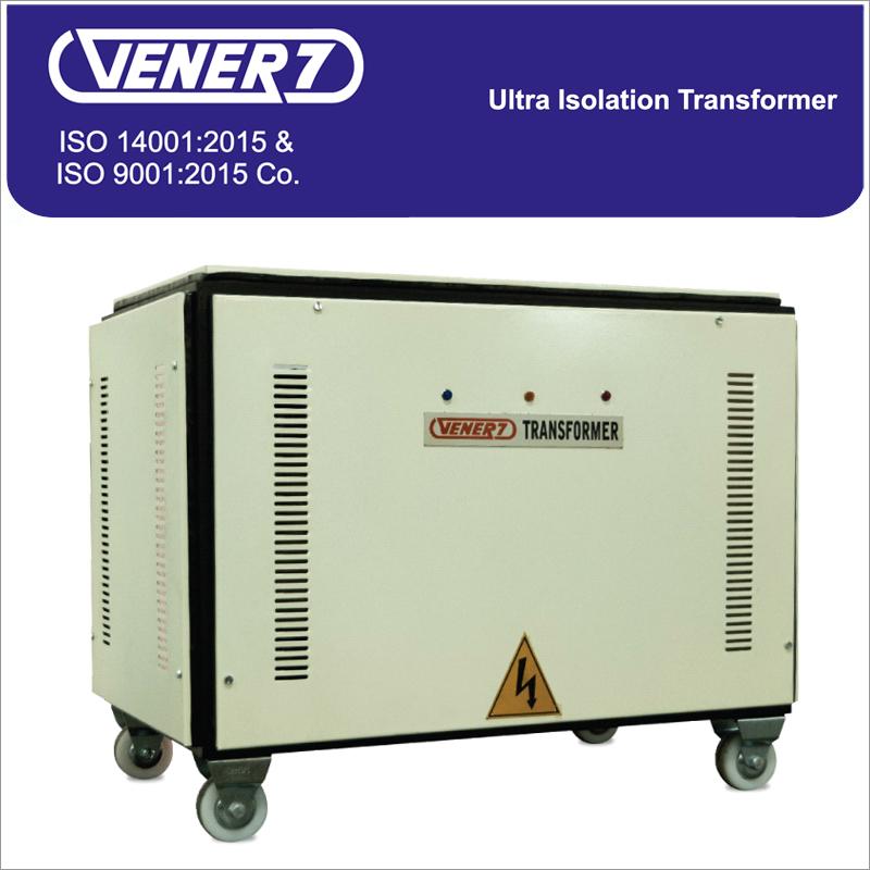 Ultra Isolation Transformer