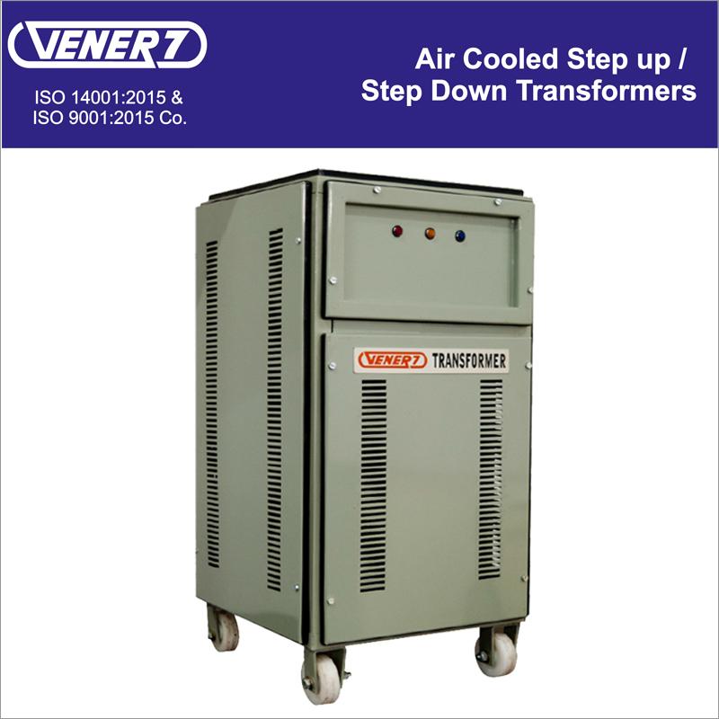 Step Up / Step Down Transformer Air Cooled