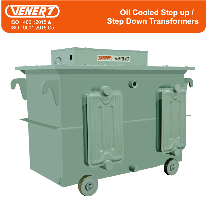 Step Up / Step Down Transformer Oil Cooled