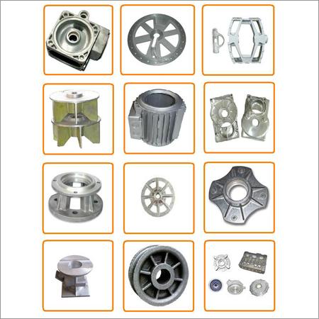Automotive Aluminium Casting