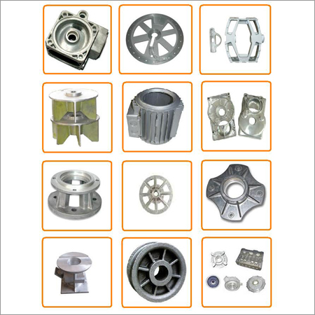 Automotive Aluminium Casting