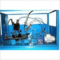 Profile welding SPM Machine