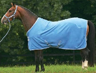 Horse Anti-Pilling Fleece Rug