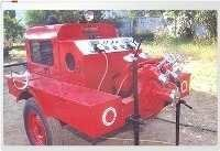 Trailer Fire Pumps