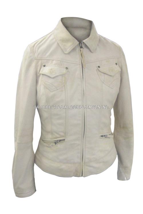 Goat Leather Jacket
