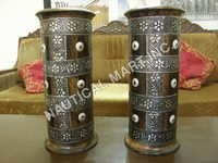 NAUTICAL VASES SET