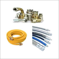 Hydraulic Hoses & Flexible Metal
