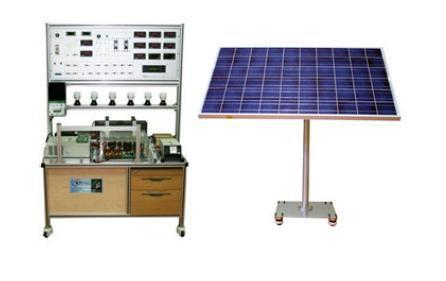 Solar Generating Experimental Equipment