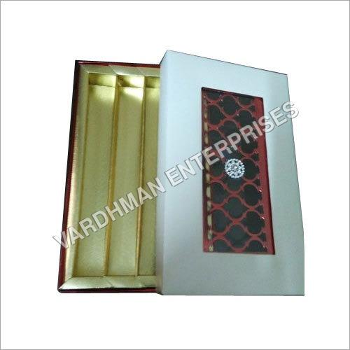 1kg Cardboard Window laser cutting Box