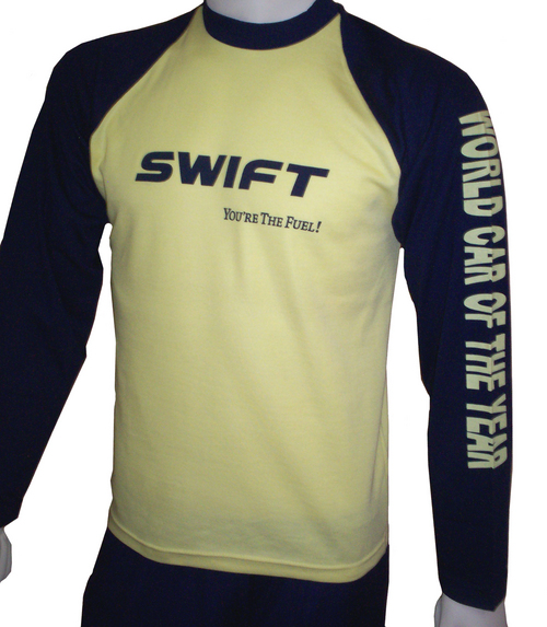 Crew Neck Full Sleeves T-shirt