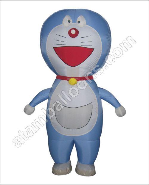 Doremon Mascot Balloon