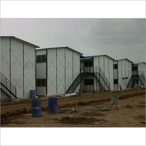 FRP Prefabricated Structure