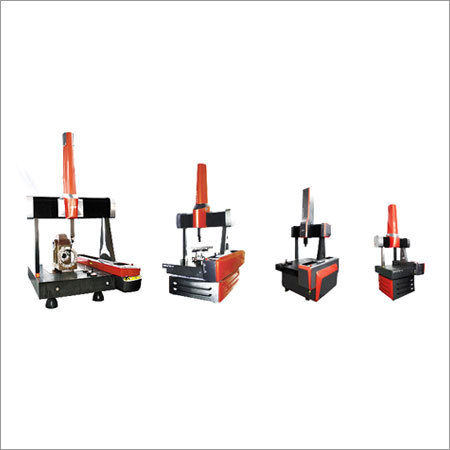 3D Coordinate Measuring Machines