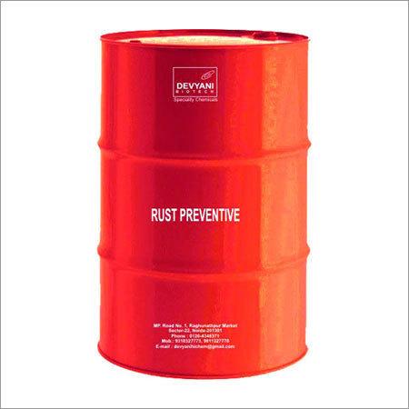 Rust Preventive Oil