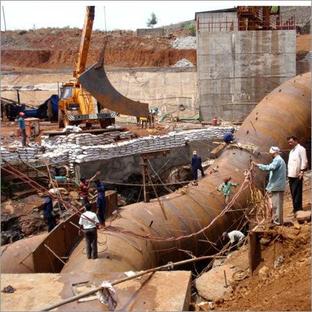 Hydro Power Penstock Project