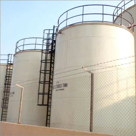 Ethanol Storage Tanks