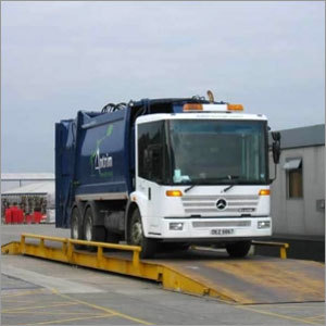 Modular Weigh Bridge