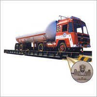 Pitless Type Weigh Bridge