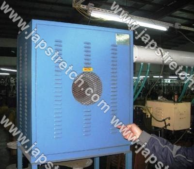 Air Blower For Coiling Machine Section