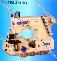 High Speed Zipper Sewing Machine