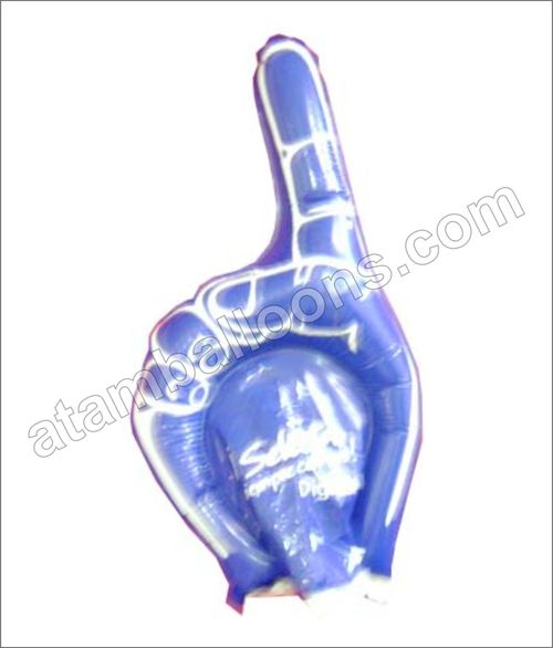 Inflatable Finger