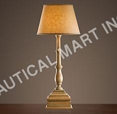 BELGIAN CANDLESTICK BUFFET LAMP