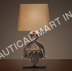 BELGIAN WALL-ANCHOR TABLE LAMP