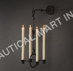 BELGIAN CANDLE SCONCE