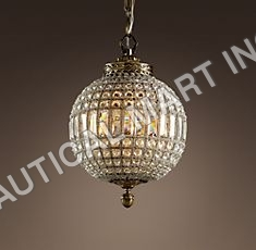 CASBAH CRYSTAL CHANDELIER MEDIUM