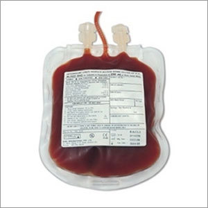 Blood Bag  pouch labels