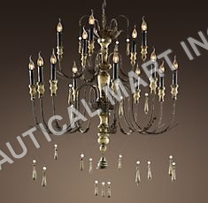 BARTOLOMEO CHANDELIER SMALL