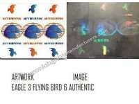Nine Eagles Holograms