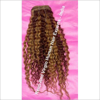 Double Shades Wavy Hair