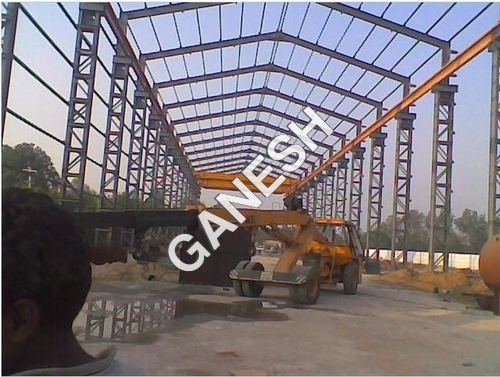 Double Bridge Overhead Crane