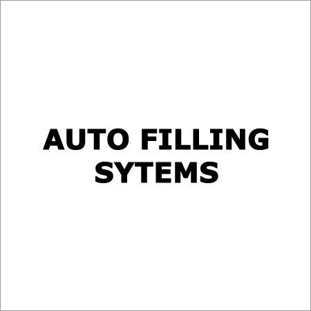 Auto Filling Sytems