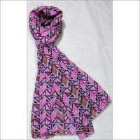 Rayon Printed Fashionable Stole