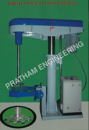 Automatic Disperser