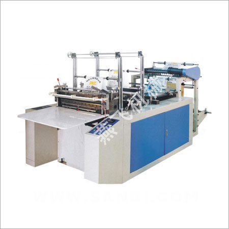 Computer Heat Cold Cutting Bag-Making Machine