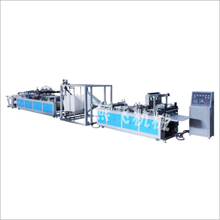 Creasing Non-Woven Bag Making Machine