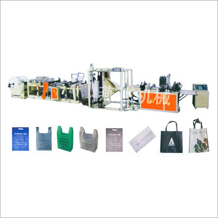 Automatic Non-Woven Bag Machine