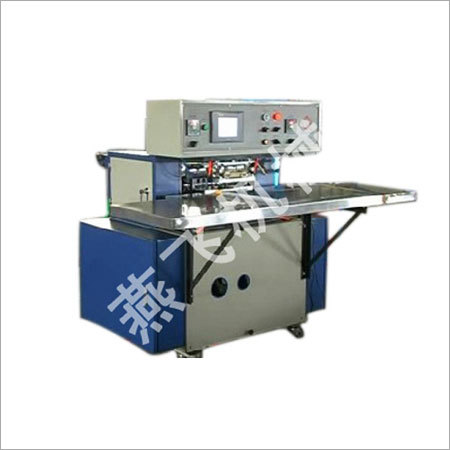 Based Non-Woven Bag Soft Handle Sealing Machine
