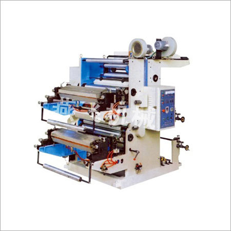 Two Color Printer Series Of Flexible Toppan Forms