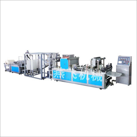 Stereo Bag Non-Woven Bag Making Machine